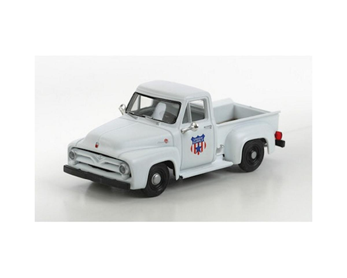 Athearn HO RTR 1955 Ford F-100 Pickup, Union Supply