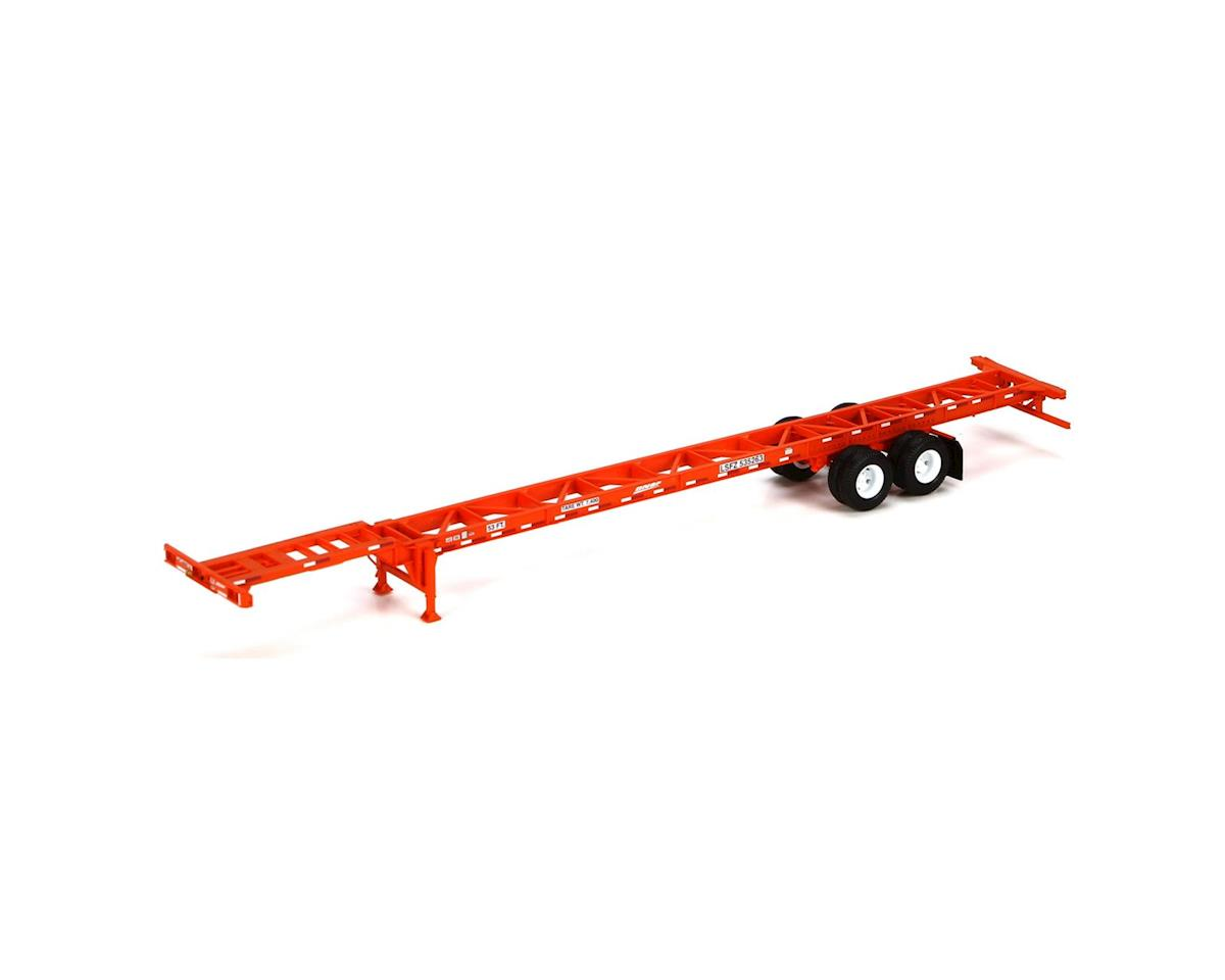 Athearn HO RTR 53' Chassis, BNSF (2)