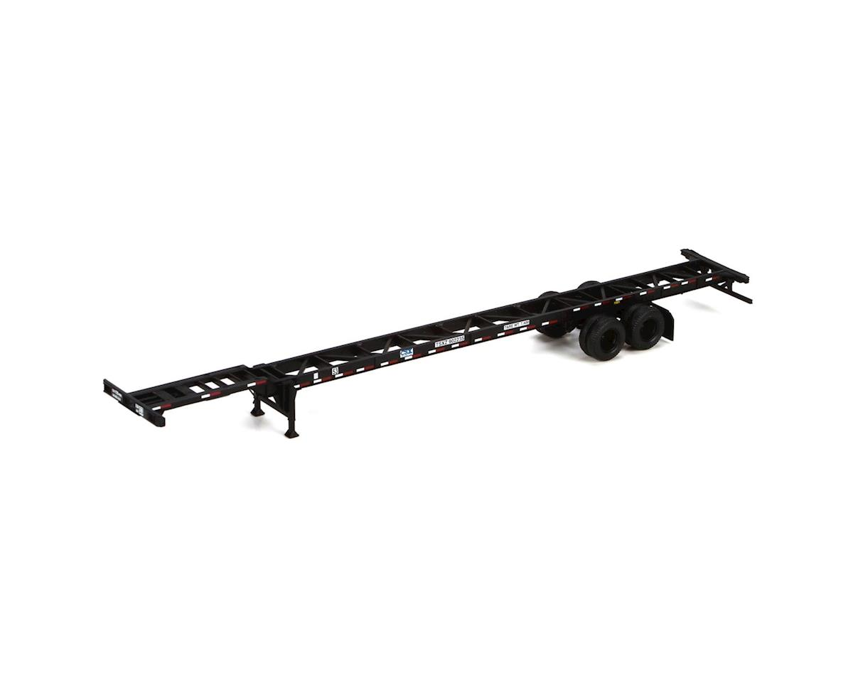 Athearn HO RTR 53' Chassis, CSX (2)