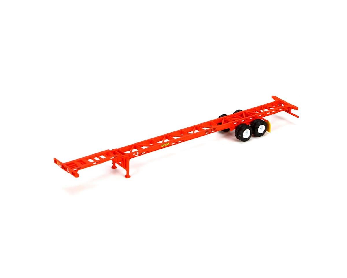 Athearn HO RTR 53' Chassis, JB Hunt (2)