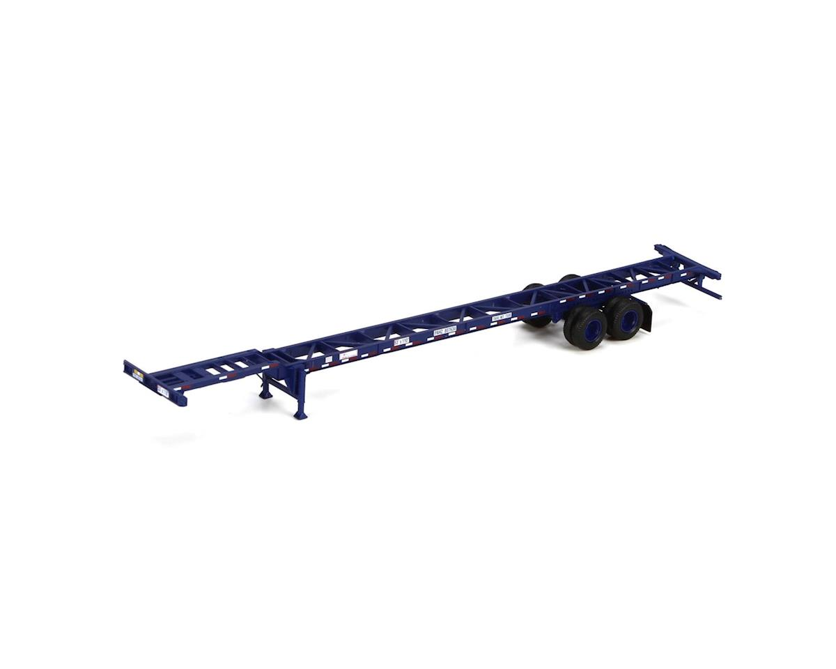 Athearn HO RTR 53' Chassis, Pacer (2)