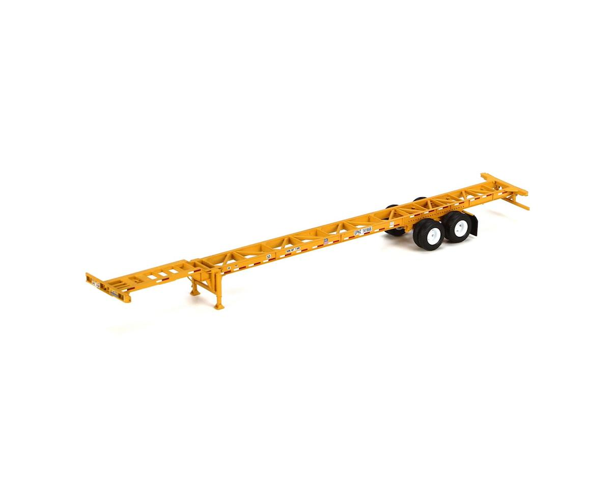 Athearn HO RTR 53' Chassis, UP (2)