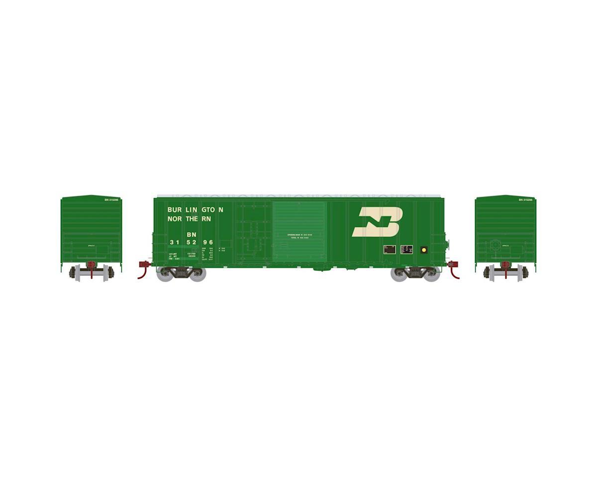Athearn HO RTR 50' FMC Combo Door Box, BN #315296