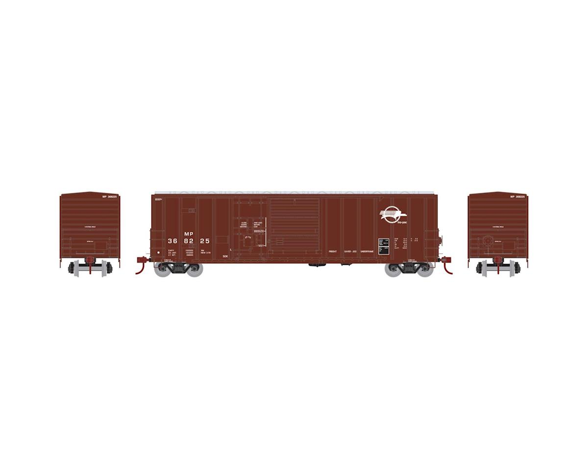 Athearn HO RTR 50' FMC Combo Door Box, MP #368225