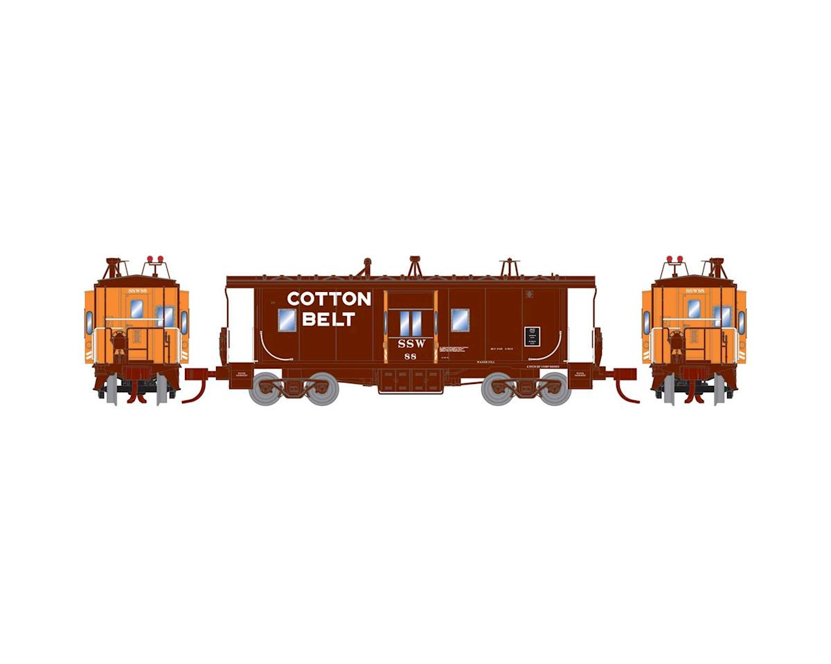 Athearn N Bay Window Caboose, SSW #88