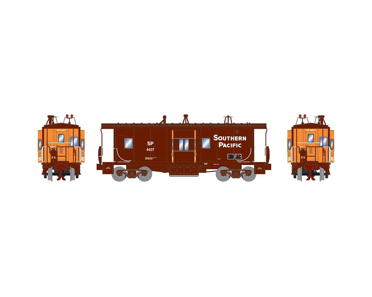Athearn N Bay Window Caboose, SP #4607