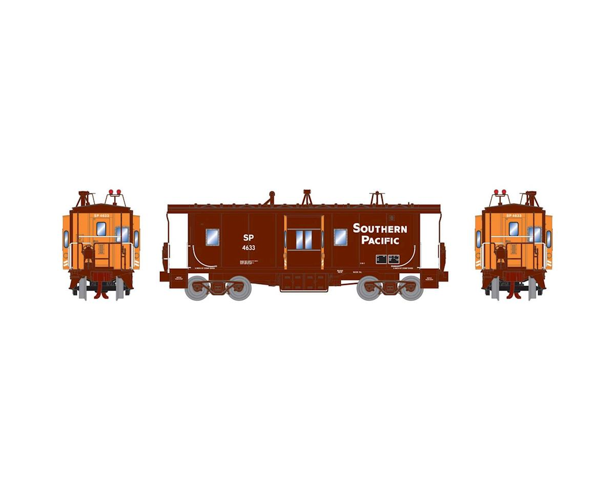 Athearn N Bay Window Caboose, SP #4633