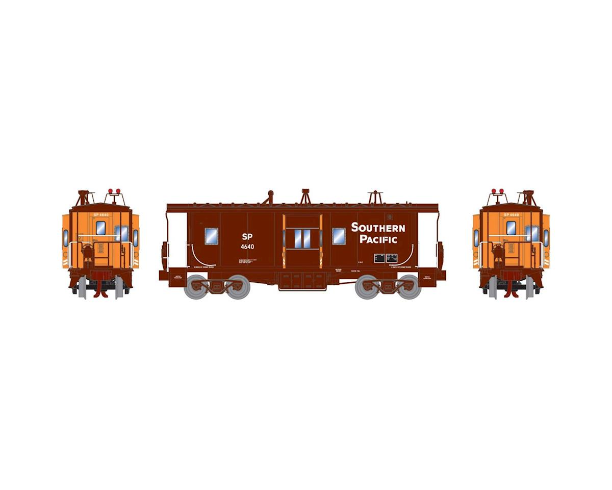 Athearn N Bay Window Caboose, SP #4640