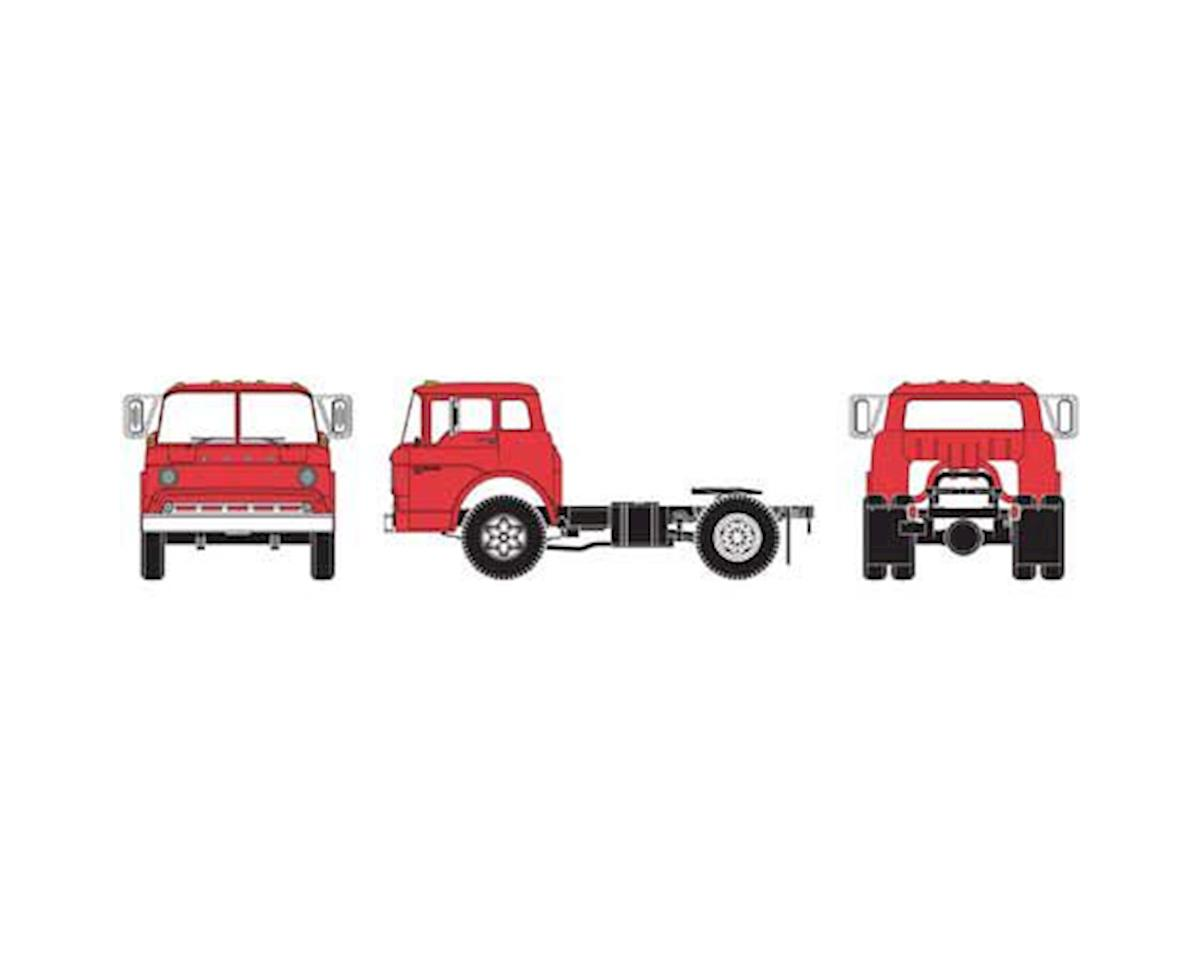 Athearn HO RTR Ford C Tractor, Red