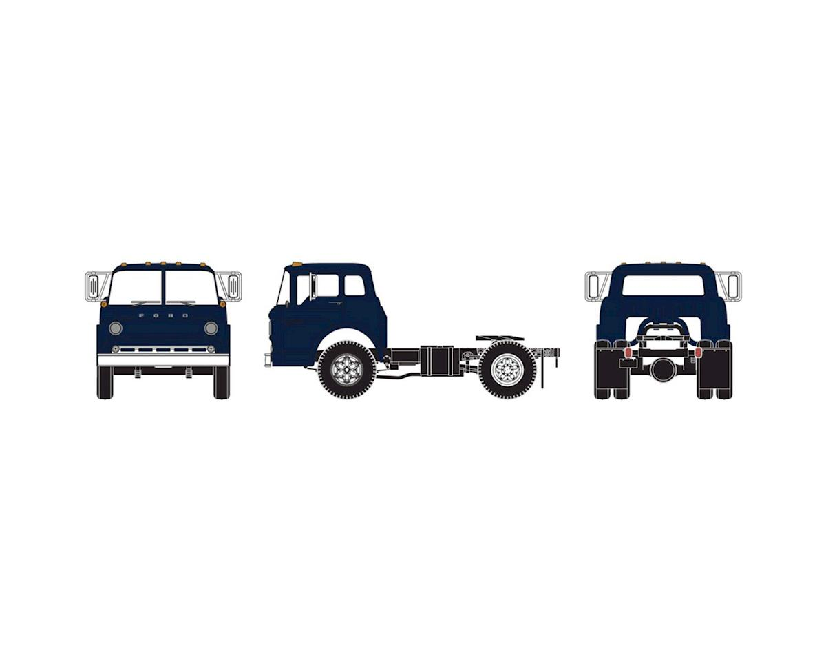 Athearn HO RTR Ford C Tractor, Blue