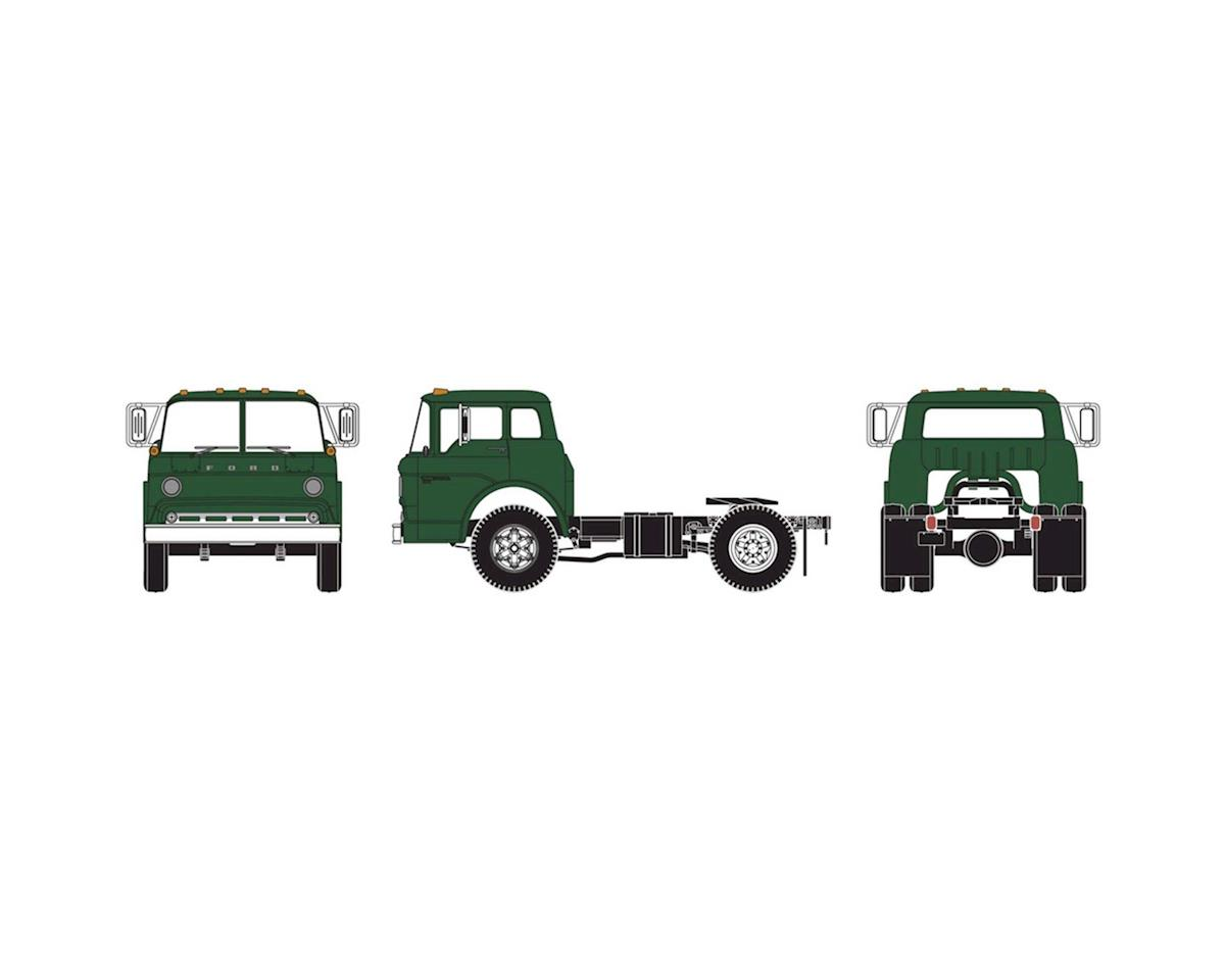 Athearn HO RTR Ford C Tractor, Green