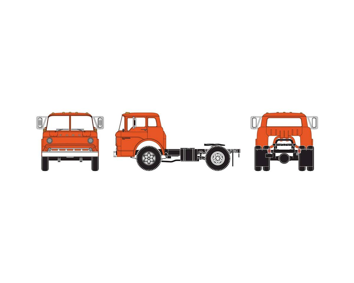 Athearn HO RTR Ford C Tractor, Orange