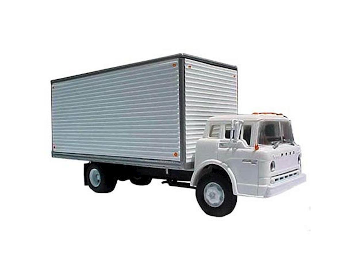Athearn HO RTR Ford C Box Van, White
