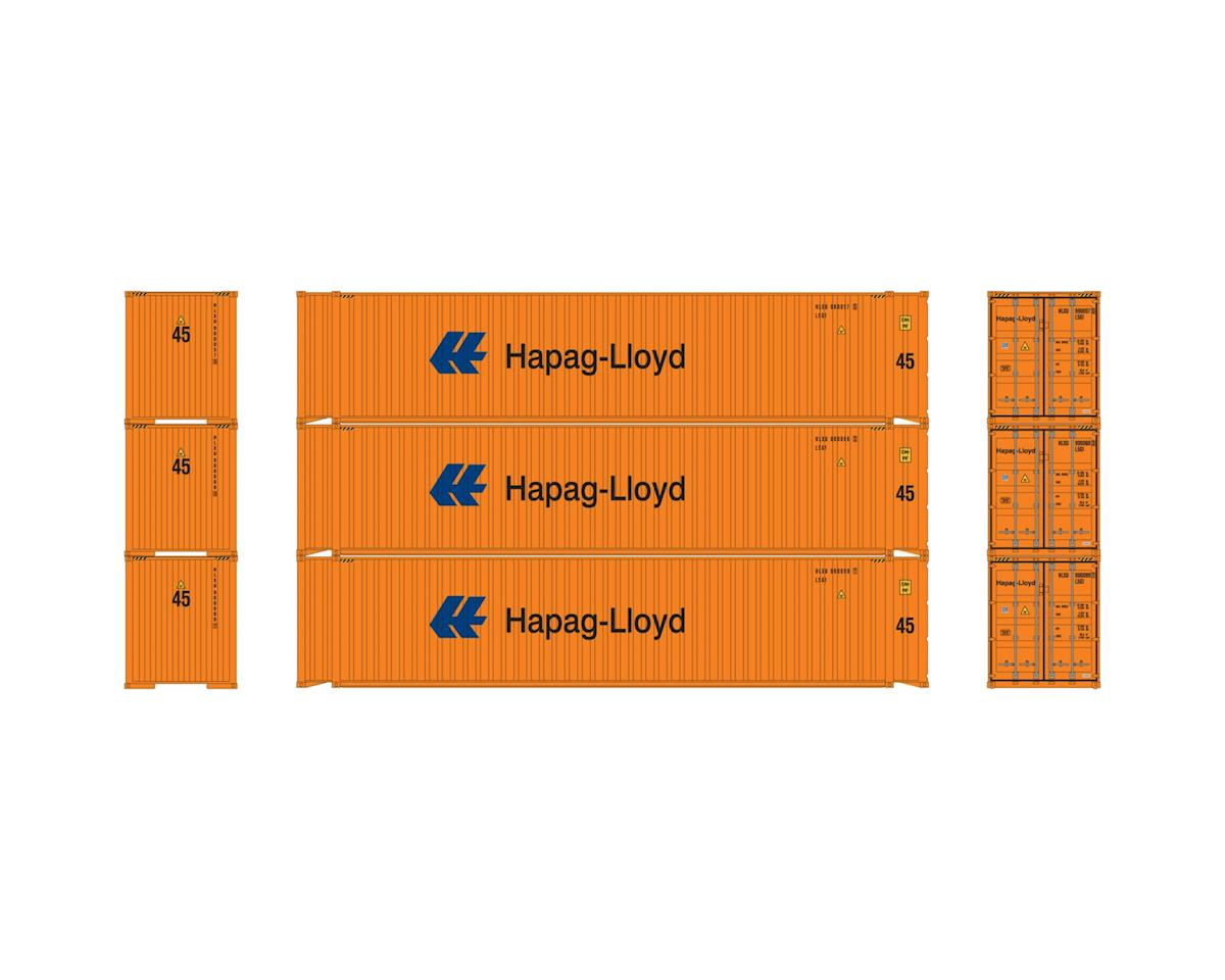 HO RTR 45' Container, Hapag Lloyd #1 (3)