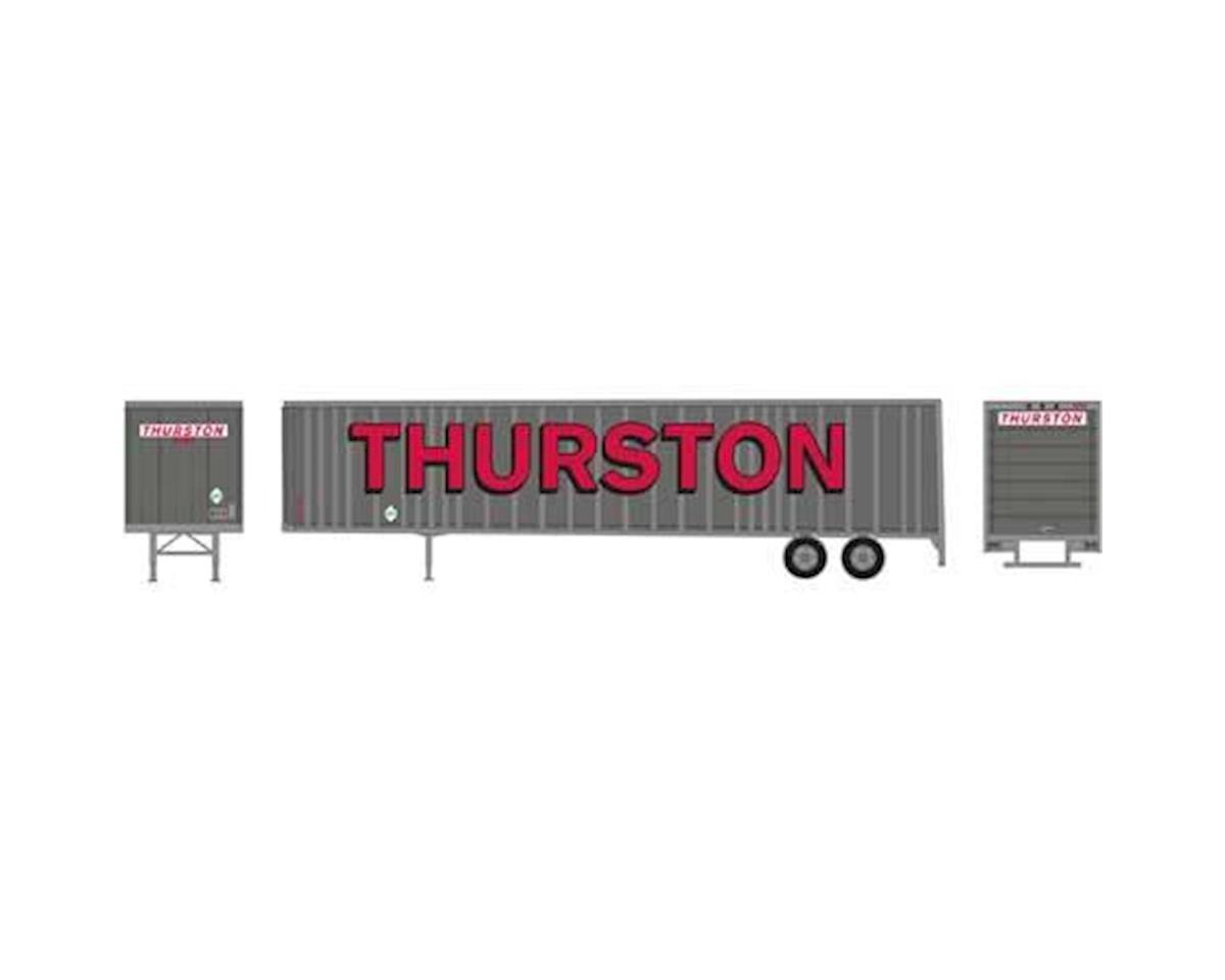 Athearn HO RTR 48' Wedge Trailer, Thurston #5759