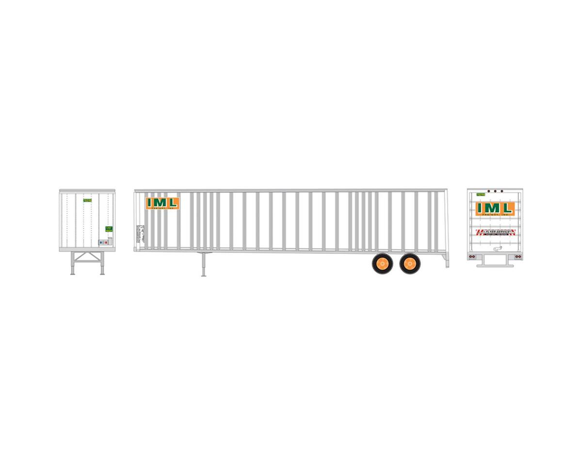 Athearn HO RTR 48' Wedge Trailer, IML #70298