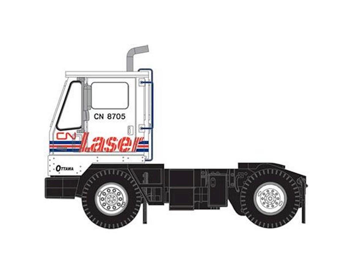 Athearn HO RTR Yard Tractor, CN/Laser