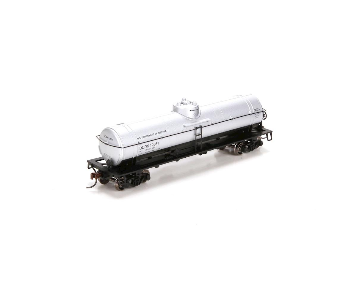 Athearn HO RTR 1-Dome Tank, DODX #12661
