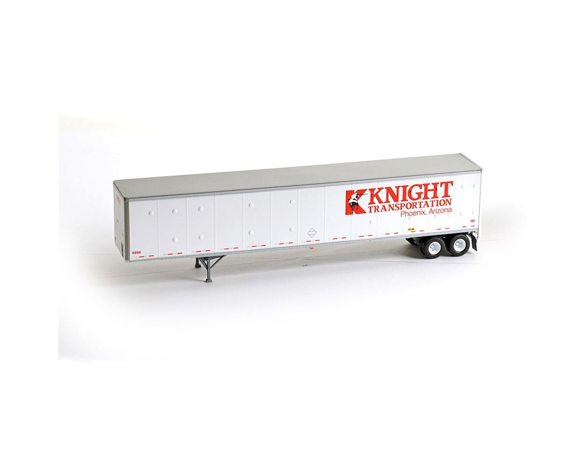 Athearn HO RTR 53' Duraplate Trailer, Knight #8317