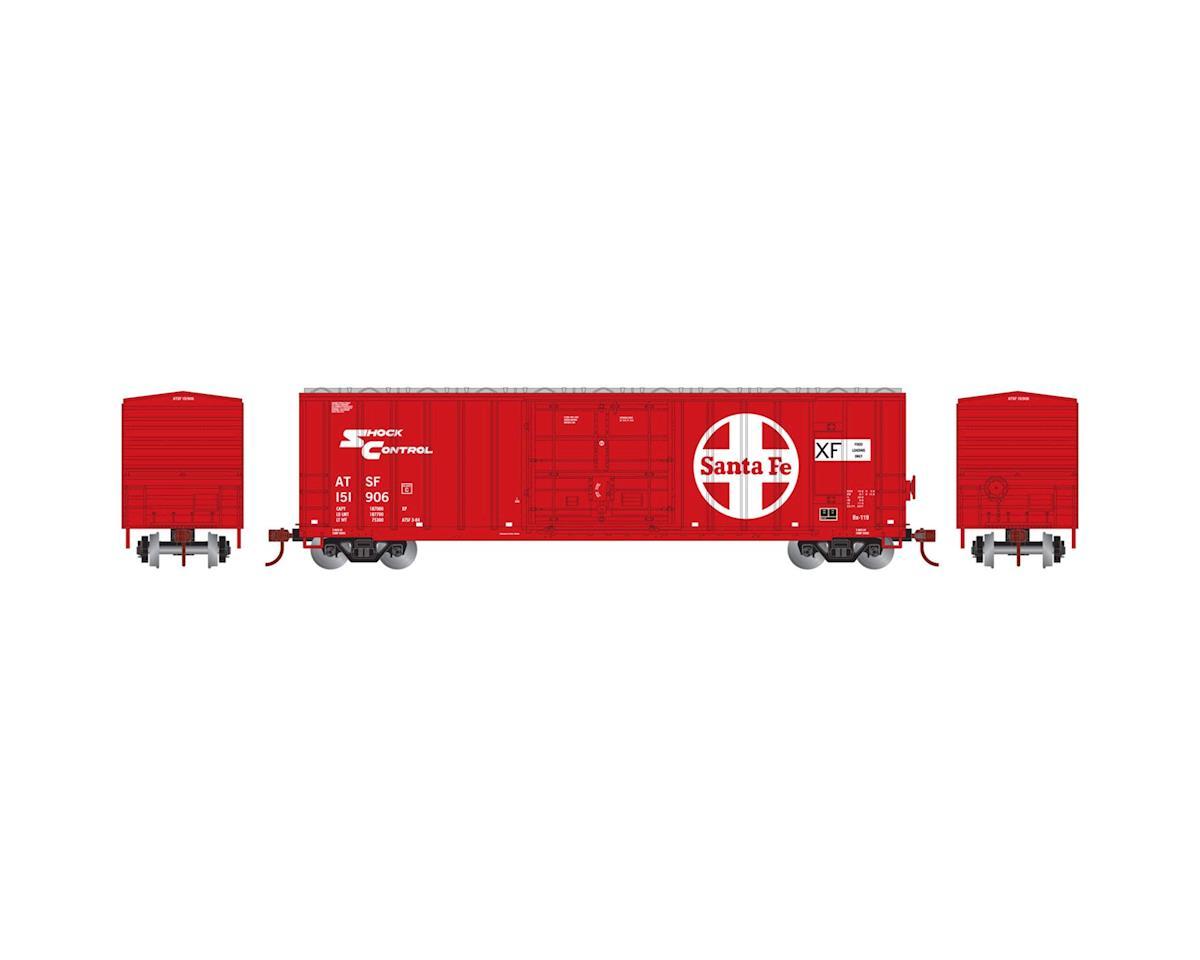 Athearn N 50' FMC Superior Plug Door Box, SF #151906