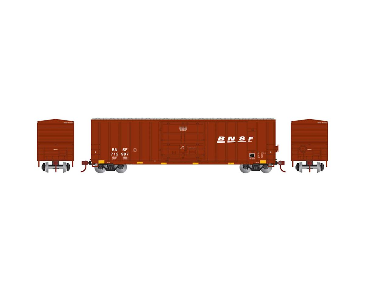 Athearn N 50' FMC Superior Plug Door Box, BNSF #712997