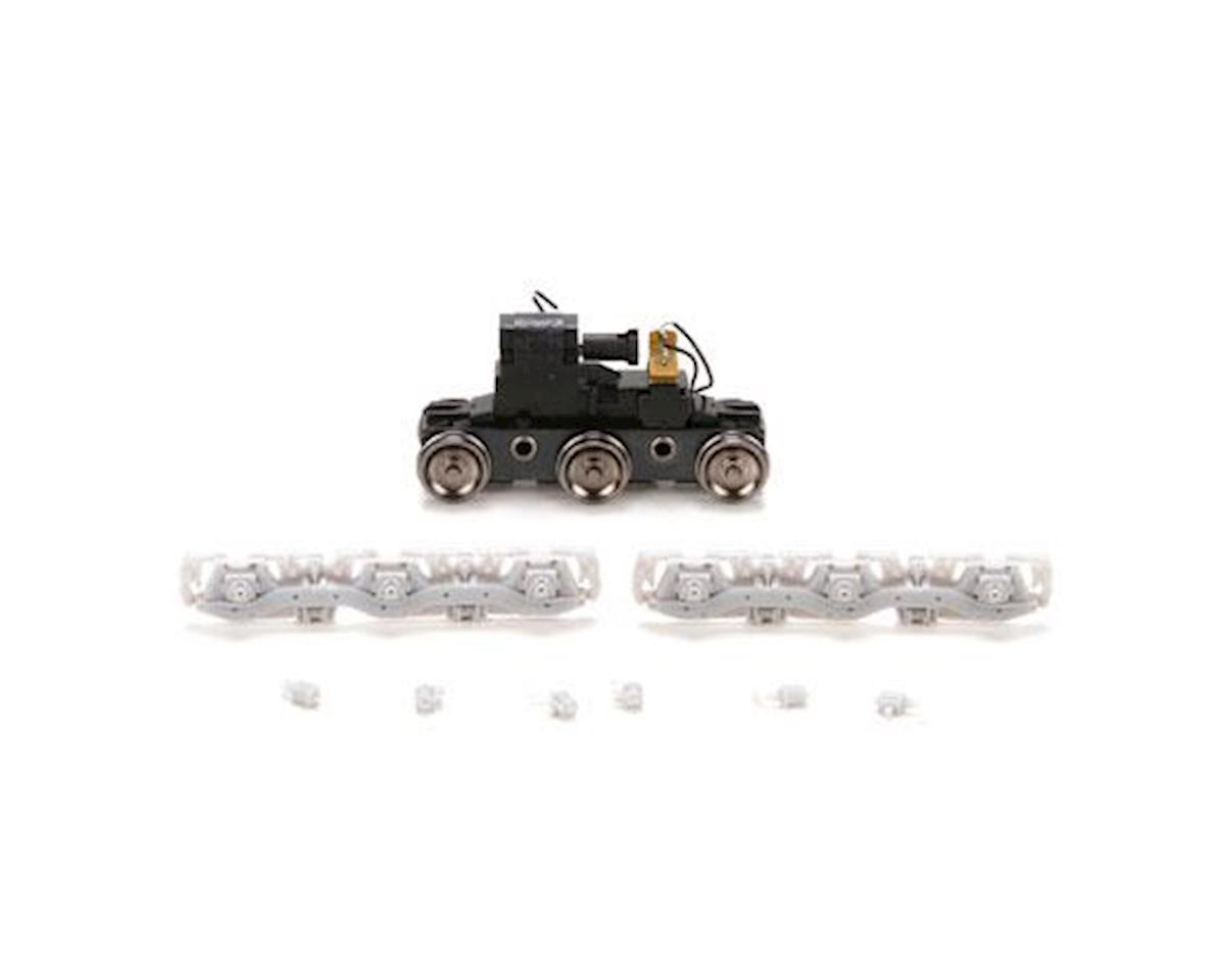 Athearn HO Power Truck/Triple Clasp, SD/38/40/45