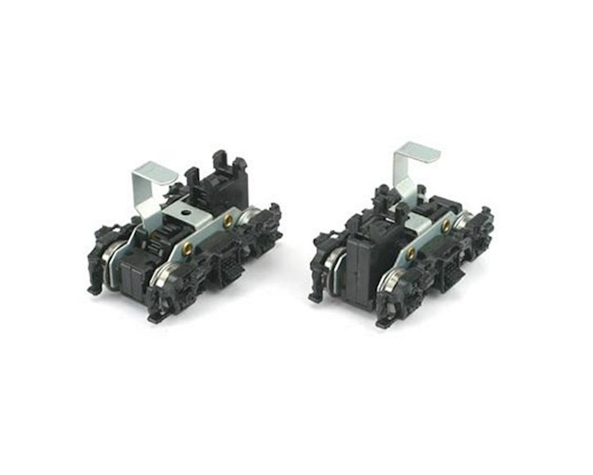 HO Front/Rear Power Truck Set, F7
