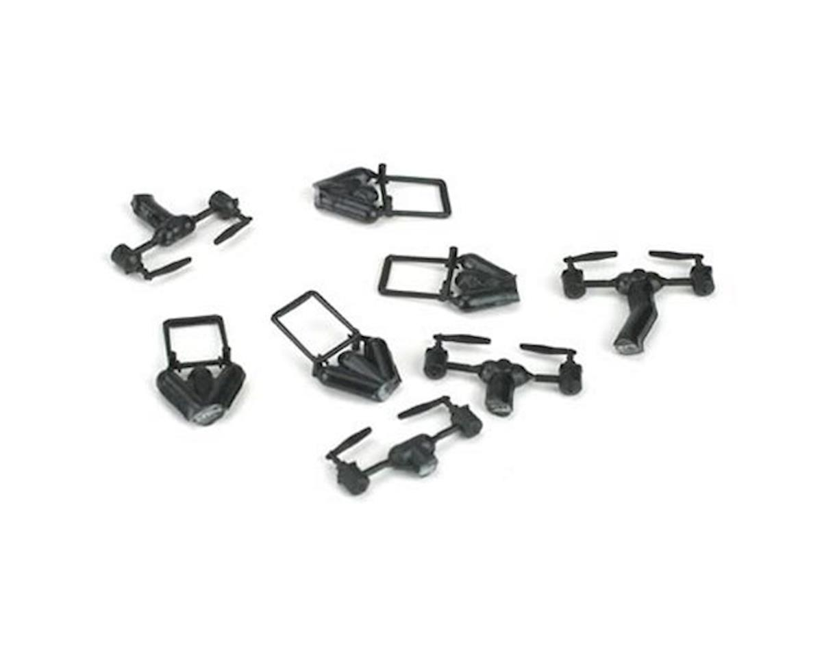 HO Cylinder/Swing Hanger Set, F7/GP7 by Athearn