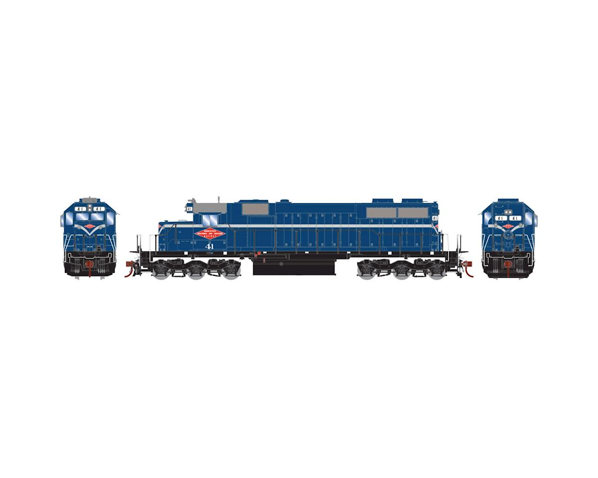 HO RTR SD39, MNS #41 by Athearn