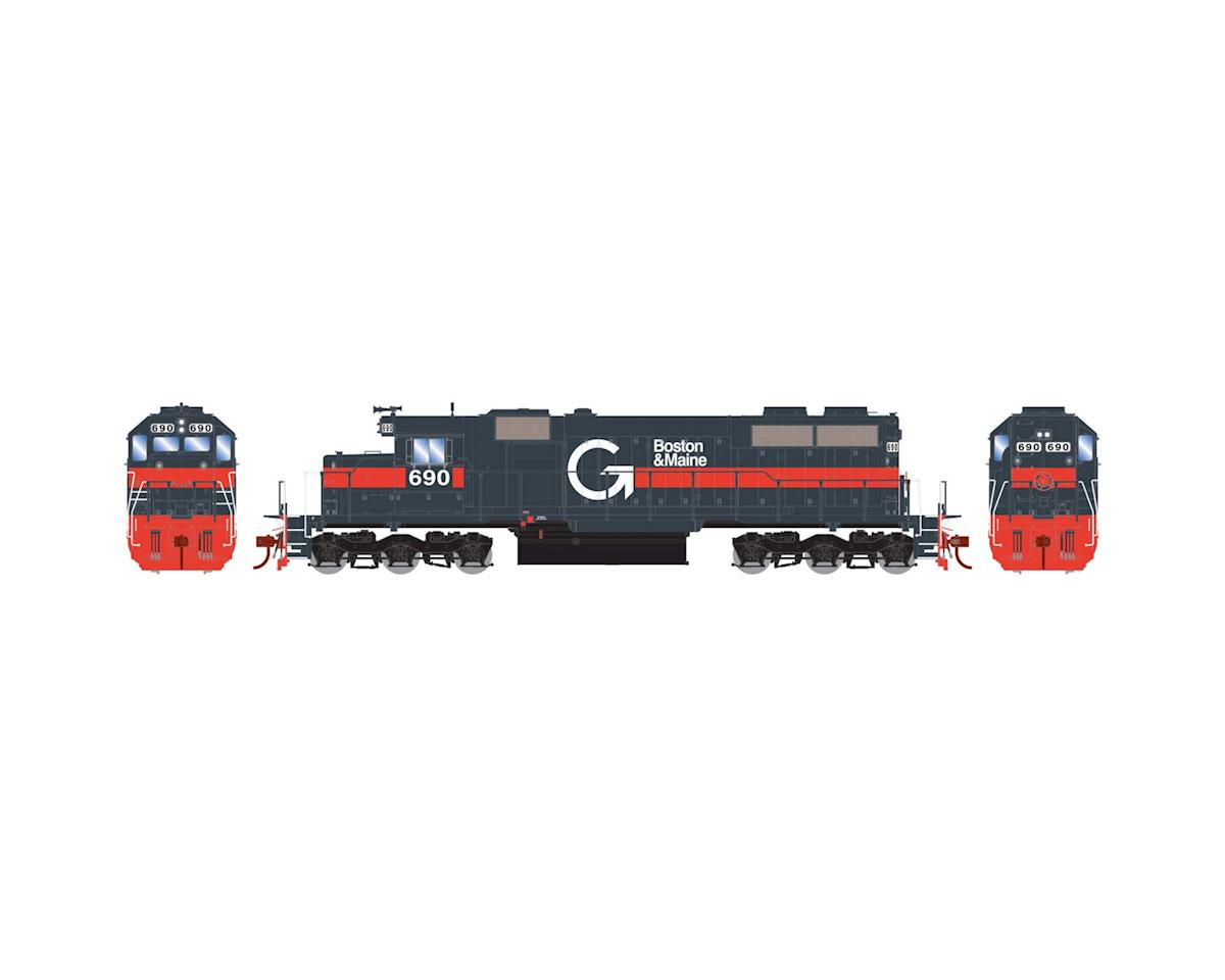 Athearn HO RTR SD39 w/DCC & Sound, Guilford/B&M #690