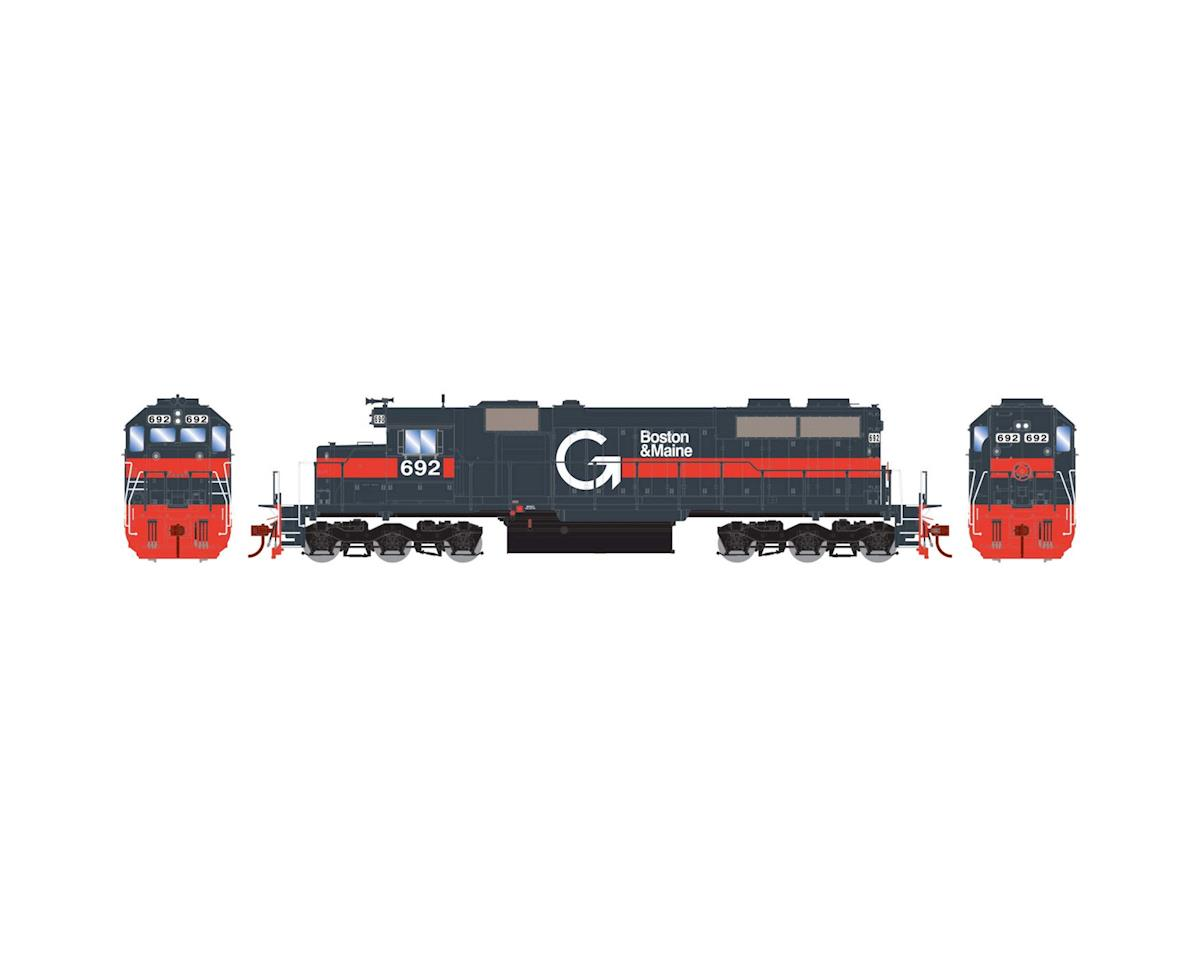 HO RTR SD39 w/DCC & Sound, Guilford/B&M #692 by Athearn
