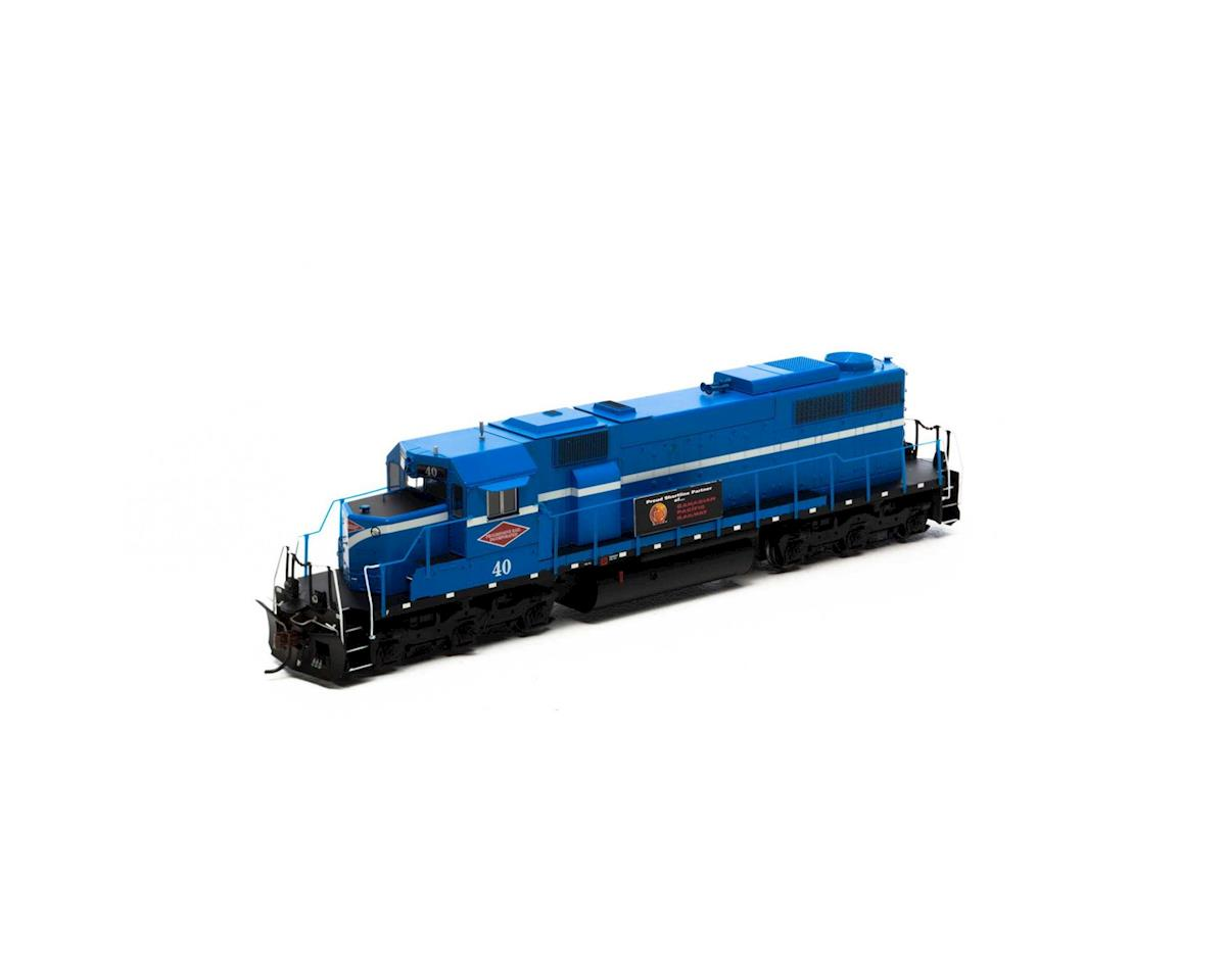 Athearn HO RTR SD39 w/DCC & Sound, PGR #40
