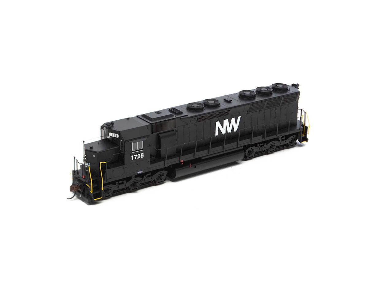 HO RTR SD45, N&W #1728 by Athearn