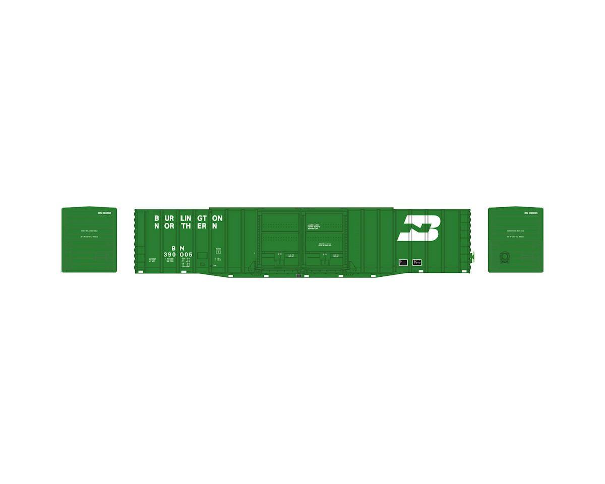Athearn N 60' PS Auto Box, BN #390005
