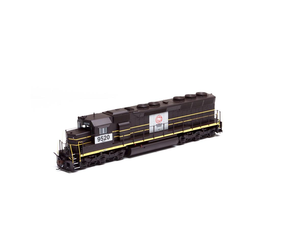 Athearn HO RTR SD45 w/DCC & Sound, MKCX #9520