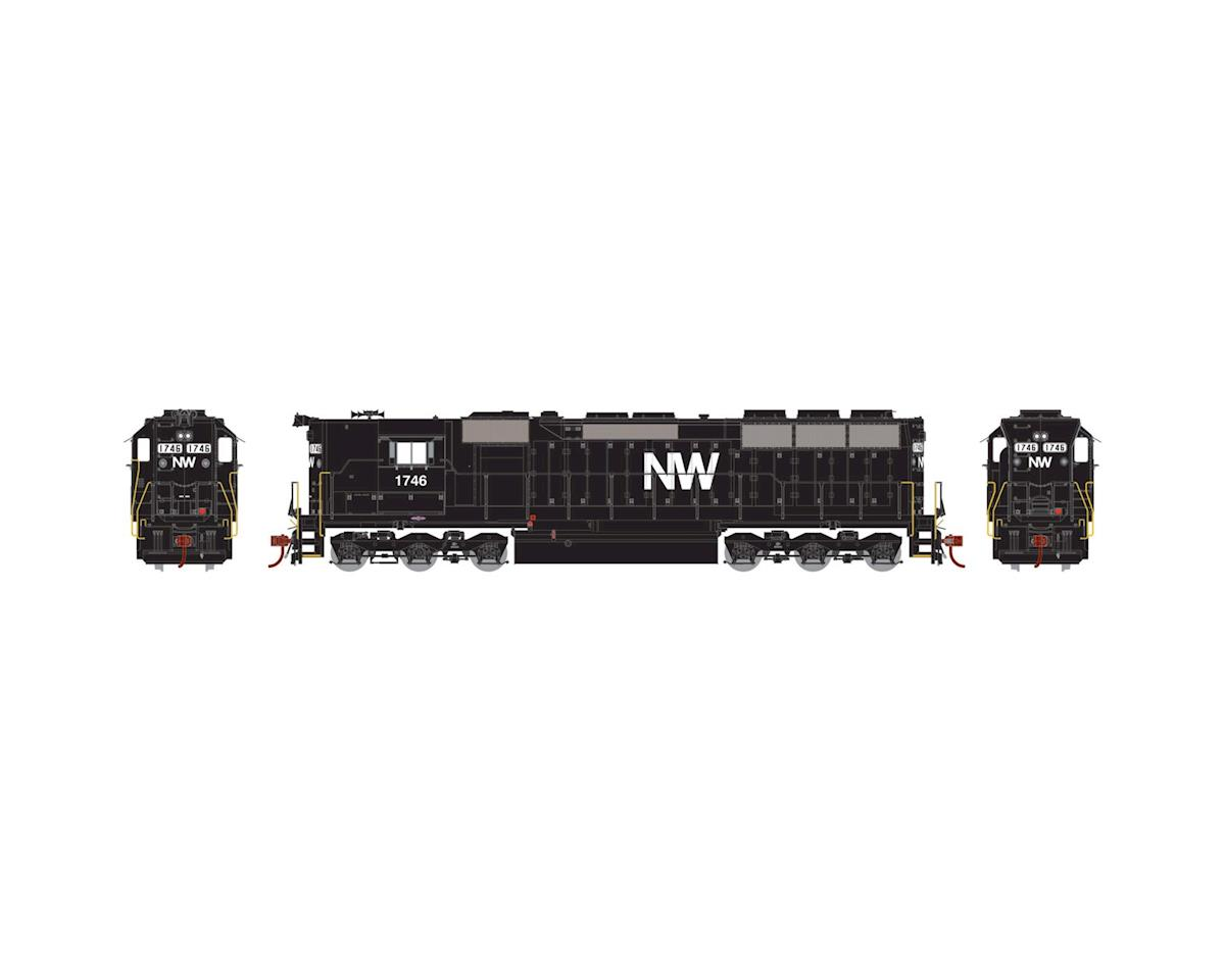 HO RTR SD45 w/DCC & Sound, N&W #1746 by Athearn