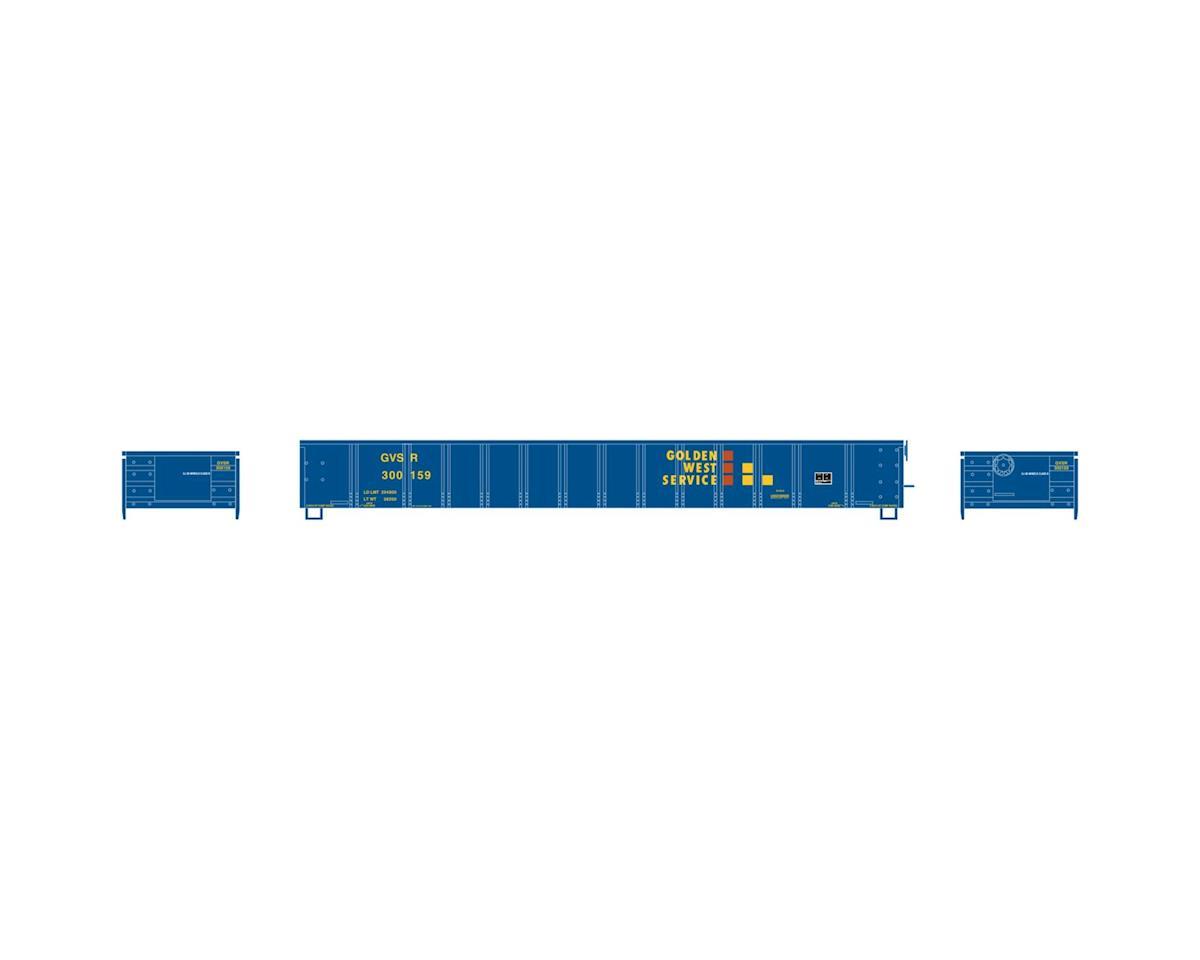 Athearn N 52' Mill Gondola, GWS #300159