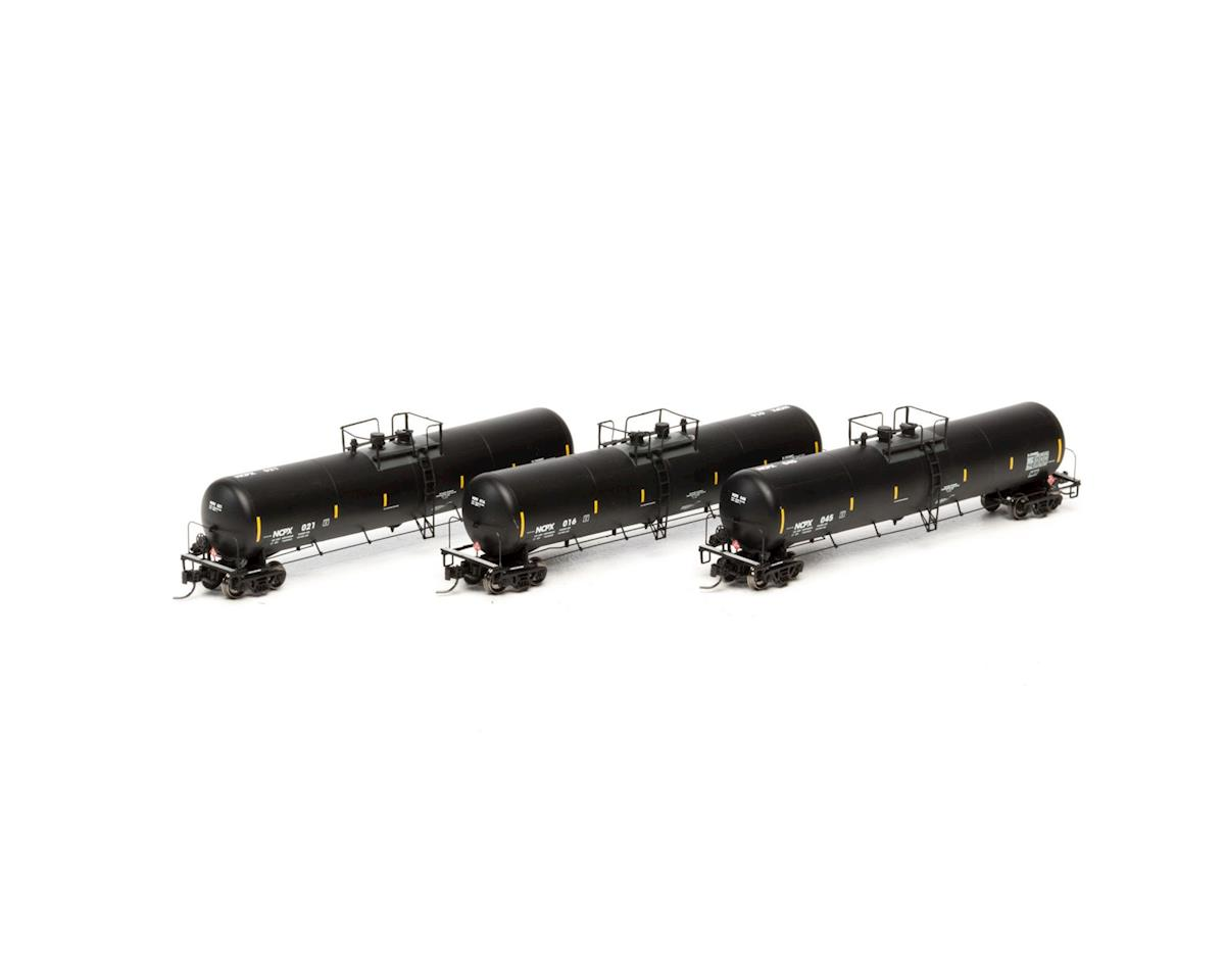 Athearn N 30,000-Gallon Ethanol Tank, NCPX  #2 (3)