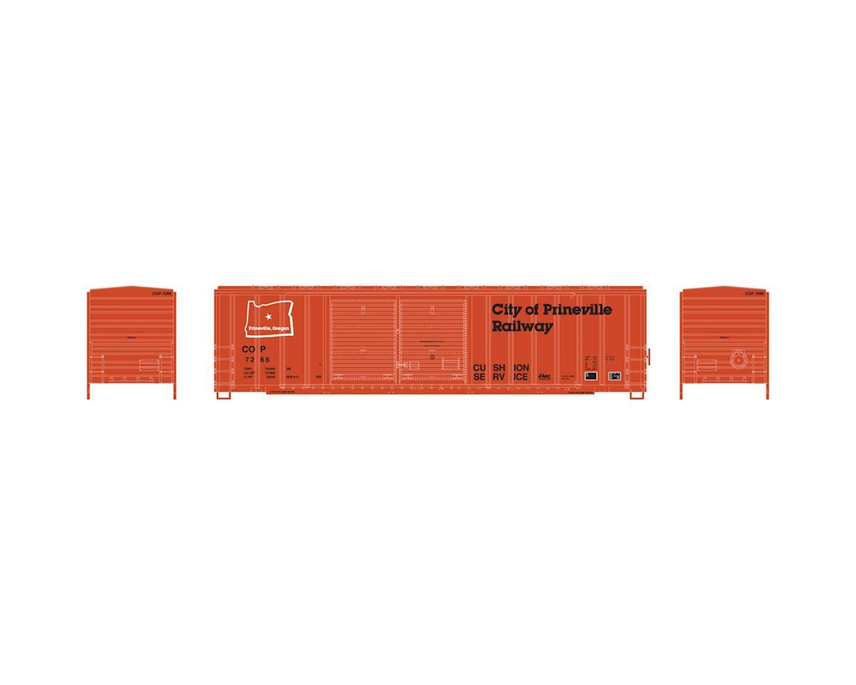 Athearn N 50' FMC Offset Double Door Box, COP #7265