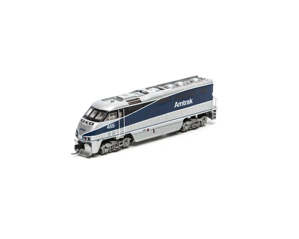 Athearn N F59PHI, Amtrak Surfliner #455