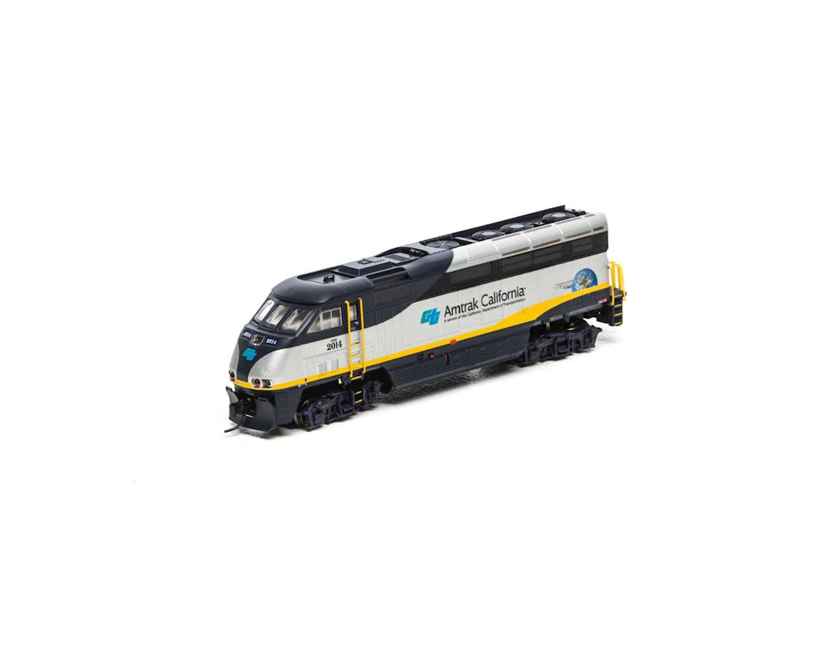 N F59PHI, Amtrak California #2014 by Athearn