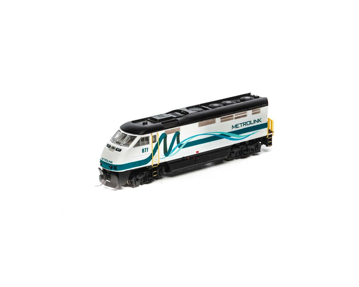 Athearn N F59PHI, Metrolink #877