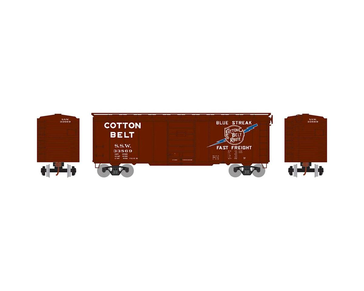 Athearn HO RTR 40' Superior Door Box, SSW #33869