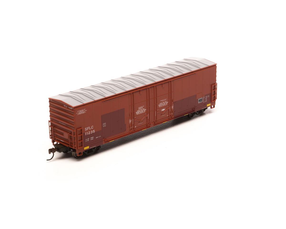 Athearn HO RTR 50' Evans Ex-DW DD Plug Box, SFLC #11235