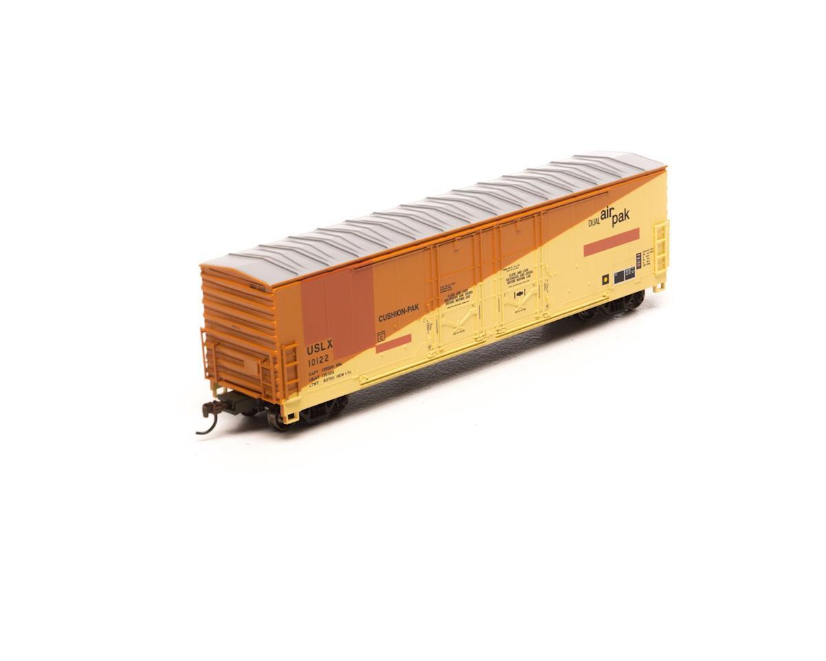 Athearn HO RTR 50'Evans Ex-DW DD Plug Box,USLX/E-R-L#10122