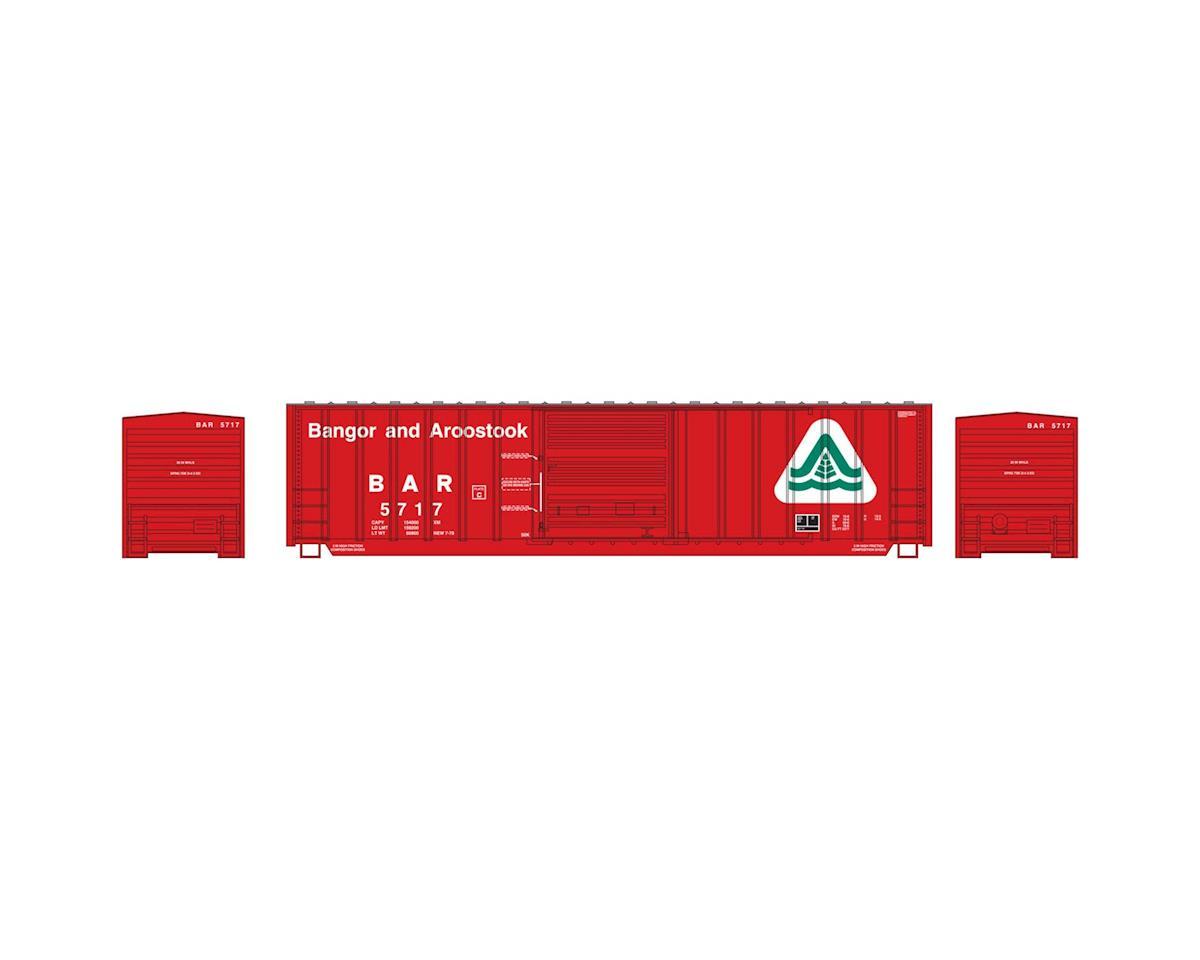Athearn N 50' Berwick Box, BAR #5717
