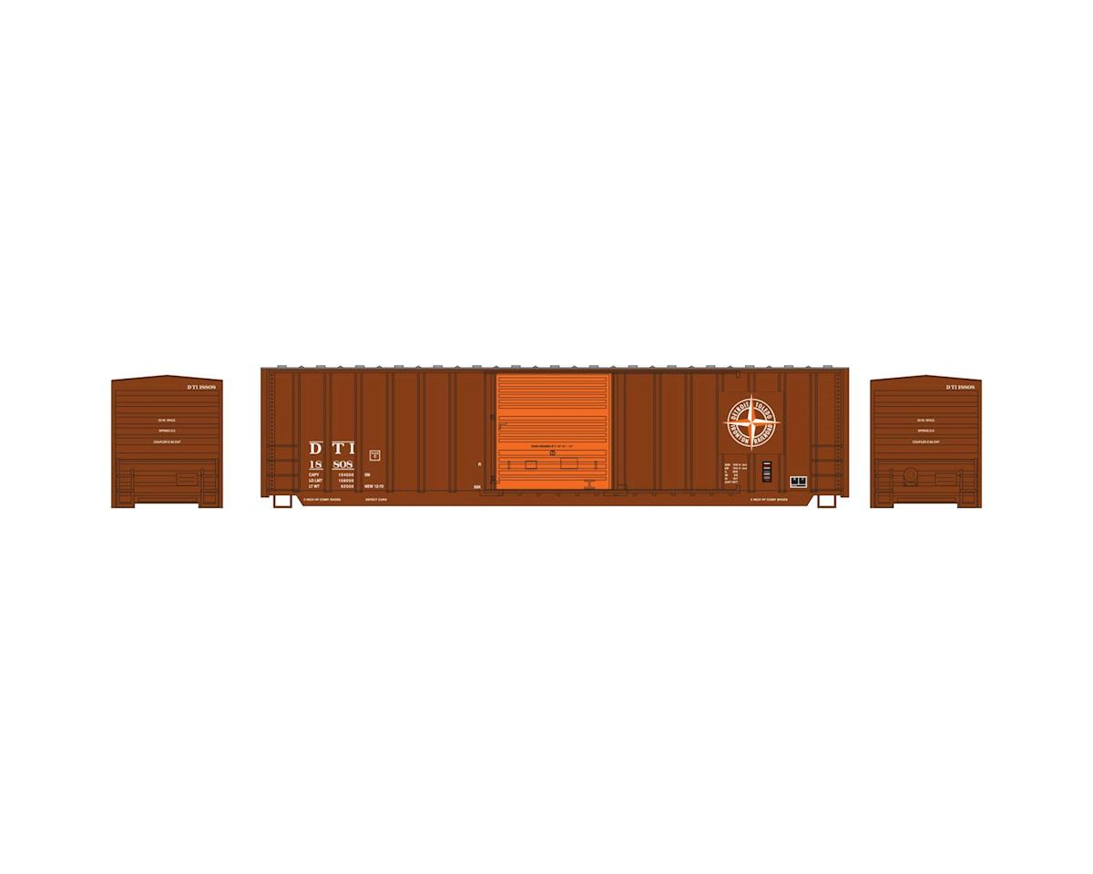 Athearn N 50' Berwick Box, DT&I #18808