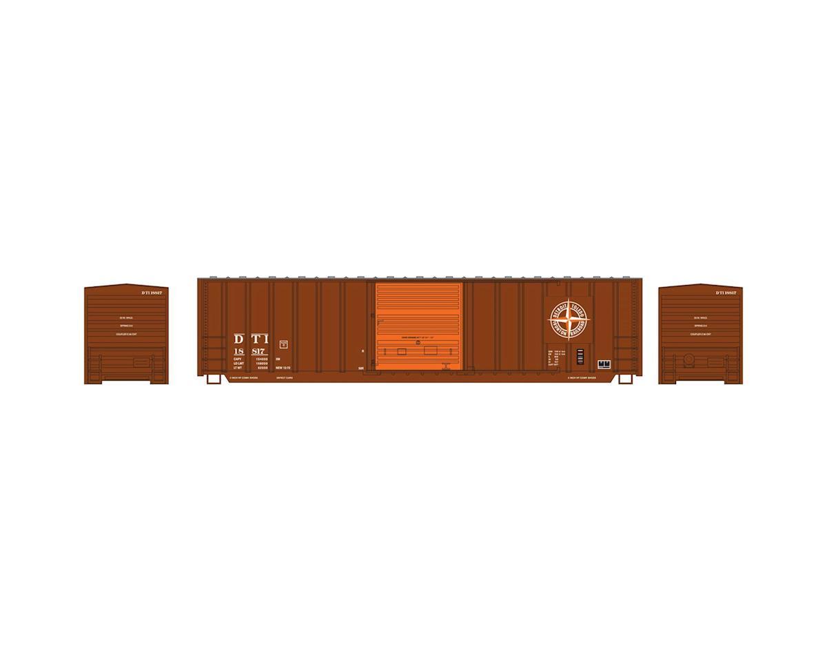 Athearn N 50' Berwick Box, DT&I #18817