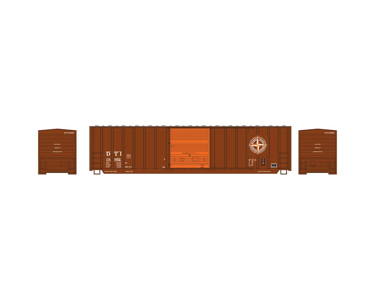 Athearn N 50' Berwick Box, DT&I #18852