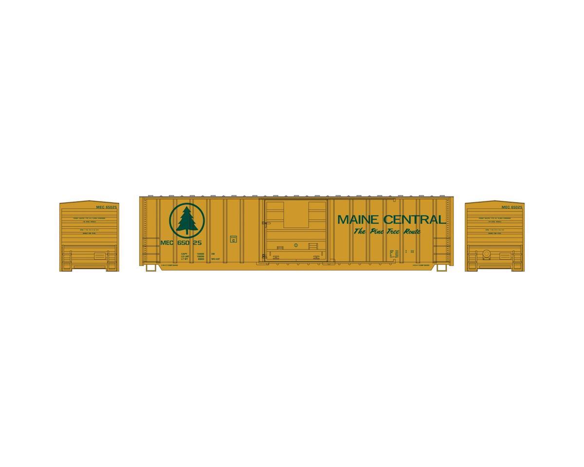 N 50' Berwick Box, MEC #65025 by Athearn